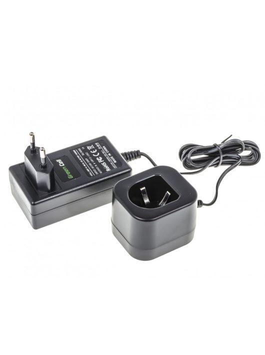 Green Cell Kéziszerszám akkumulátor / akku töltő Panasonic 8.4V -18V Ni-MH Ni-Cd