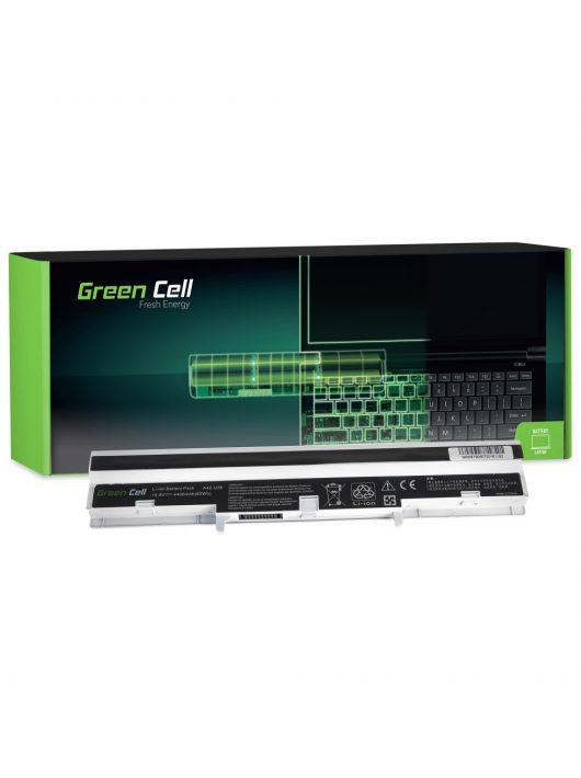 Green Cell Laptop akkumulátor / akku Asus U32 U32J U32JC U32U U36 U36J U36JC U36S U36SD U36SG X32 X32U fehér