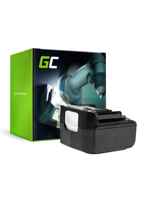 Green Cell Kéziszerszám akkumulátor / akku Makita 14.4V 4000mAh