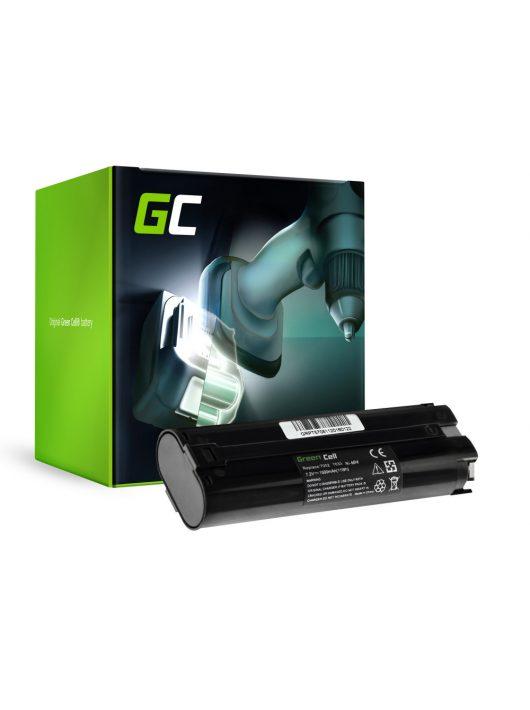 Green Cell Kéziszerszám akkumulátor / akku Makita ML700 ML701 ML702 3700D 4071D 6002D 6072D 9035D 9500D 1500mAh