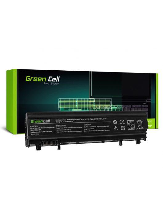 Laptop akkumulátor / akku 3K7J7 VV0NF N5YH9 Dell Latitude E5440 E5540 4400mAh DE80