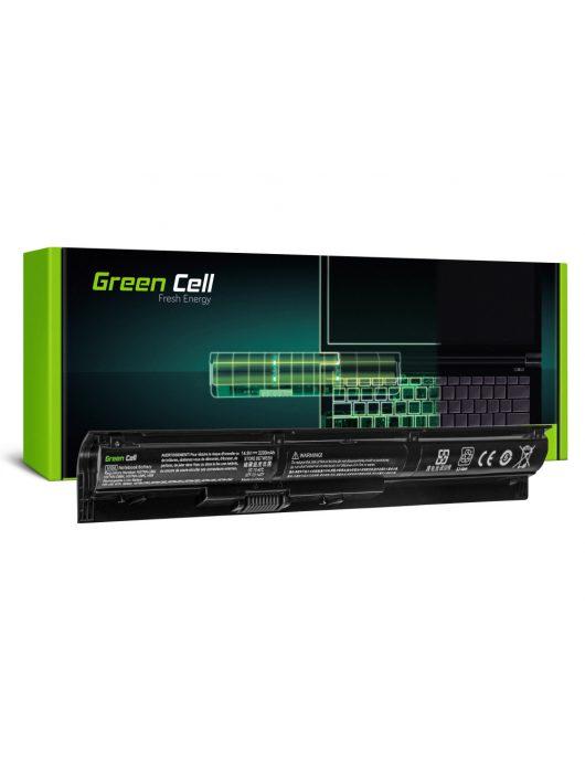 Laptop akkumulátor / akku VI04 HSTNN-LB6J HP Pavilion 14 15 17 és HP Envy 14 15 17 14.8V