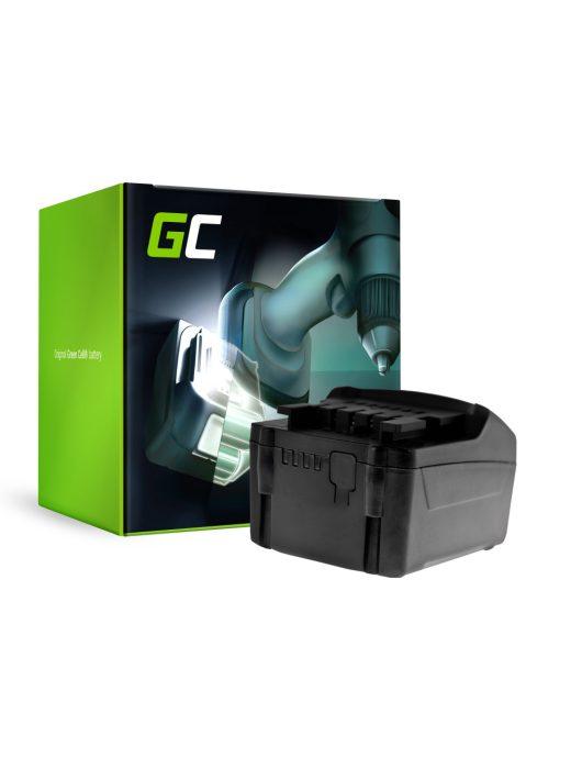 Green Cell Kéziszerszám akkumulátor / akku Metabo 18V 3000mAh