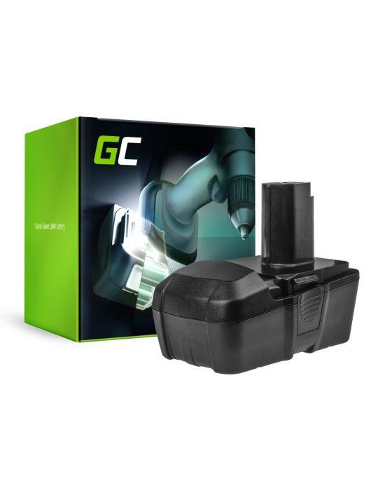 Green Cell Kéziszerszám akkumulátor / akku Einhell RT-CD 18/1 18V 2000mAh