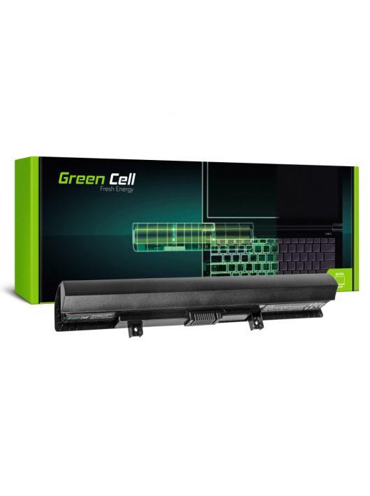 Green Cell Laptop akkumulátor / akku Toshiba Satellite C50-B C50D-B C55-C C55D-C C70-C C70D-C L50-B L50D-B L50-C L50D-C