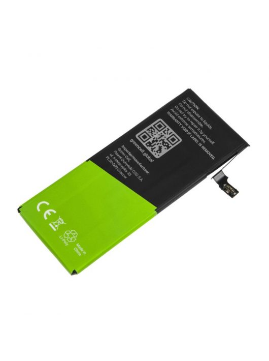 Green Cell Smartphone Akkumulátor Apple iPhone 6 1810 mAh 3.82V