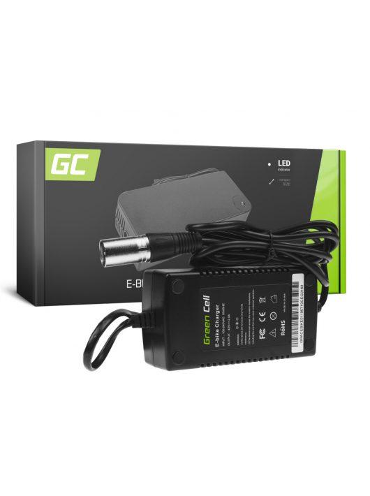 Green Cell Elektromos kerékpár akkumulátor / akku Töltők 36V 2A