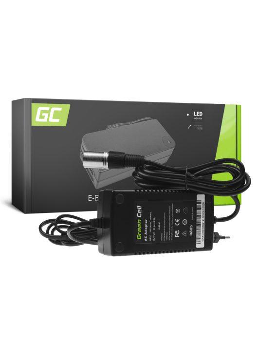 29.4V 2A Hálózati töltő 24V-os Li-Ion akkumulátorhoz (Elektromos Kerékpár) ACEBIKE02