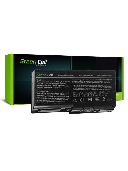Green Cell Laptop akkumulátor / akku Toshiba Qosmio X500 X505 Satellite P500 P505 P505D