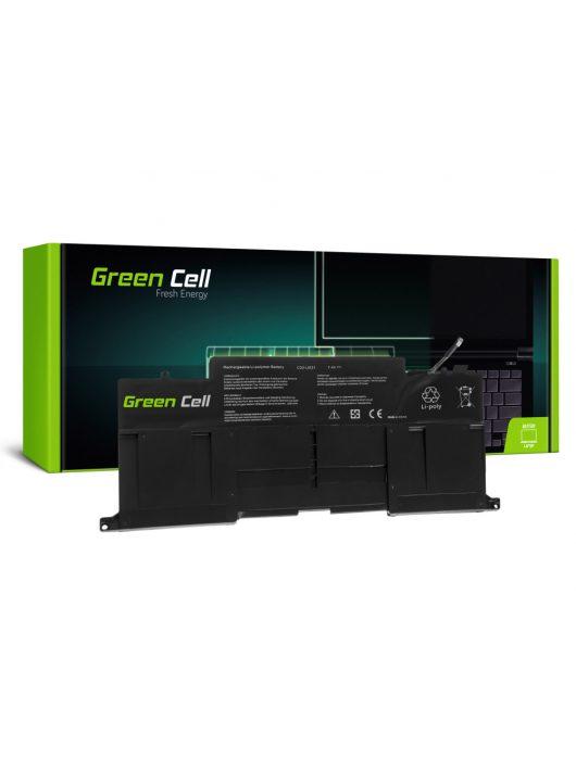 Green Cell Laptop akkumulátor / akku Asus ZenBook UX31 UX31A UX31E UX31LA