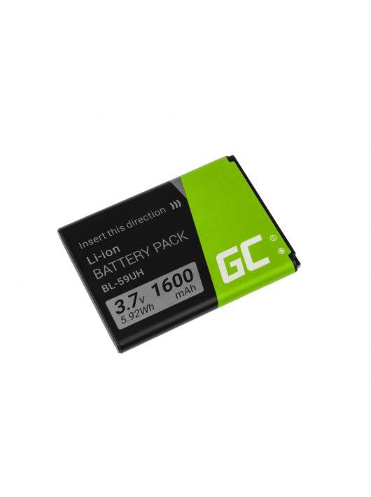 Green Cell Smartphone akkumulátor / akku LG G2 MINI BL-59UH