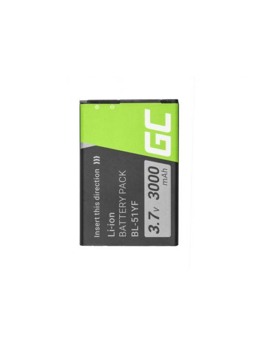 Smartphone akkumulátor / akku LG G4 BL-51YF BP47