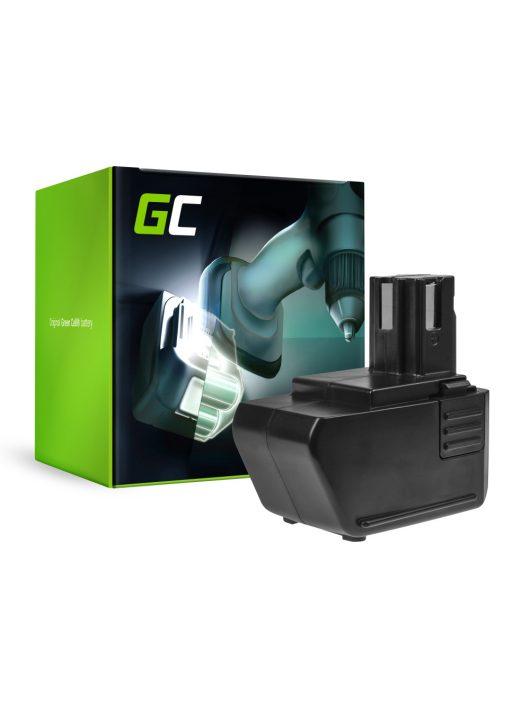 Green Cell Kéziszerszám akkumulátor / akku Hilti SB-10 SFB 105 3.3 Ah 9.6 V