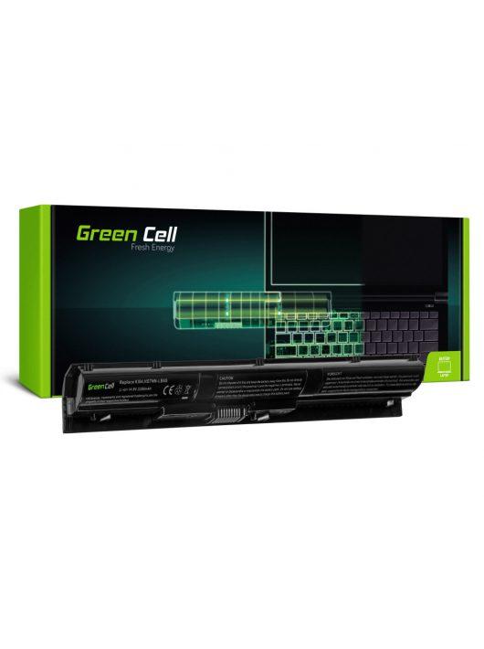 Green Cell Laptop akkumulátor / akku HP Pavilion 14-AB 15-AB 15-AK 17-G