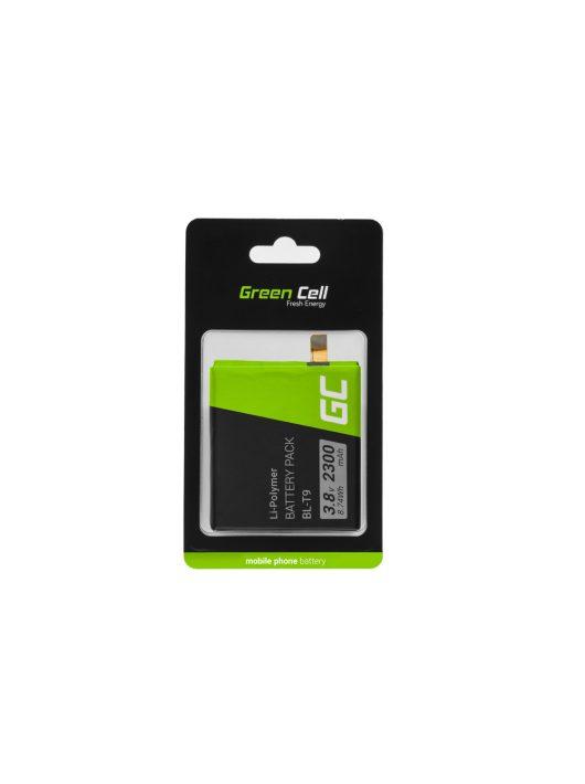 Green Cell Smartphone akkumulátor / akku LG NEXUS 5 BL-T9