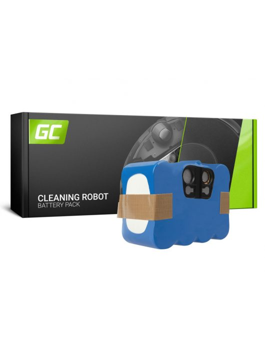 Green Cell akkumulátor / akku EcoGenic, Hoover, Indream, JNB, Kaily, Robot, Samba