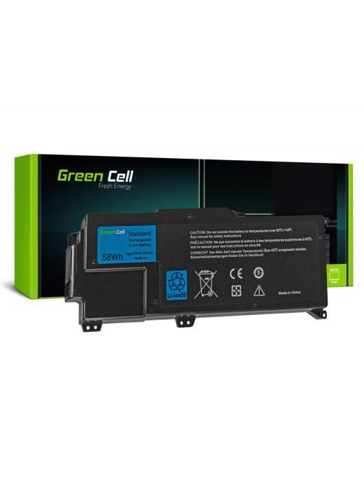 Green Cell Laptop akkumulátor / akku Dell XPS 14z L412z