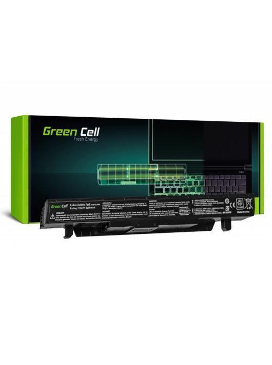 Green Cell Laptop akkumulátor / akku Asus GL552 GL552J GL552JX GL552V GL552VW GL552VX ZX50 ZX50J ZX50V