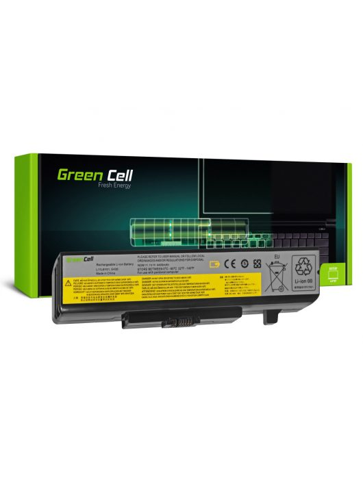 Green Cell Laptop akkumulátor / akku Lenovo V580 ThinkPad Edge E430 E440 E530 IdeaPad Y480