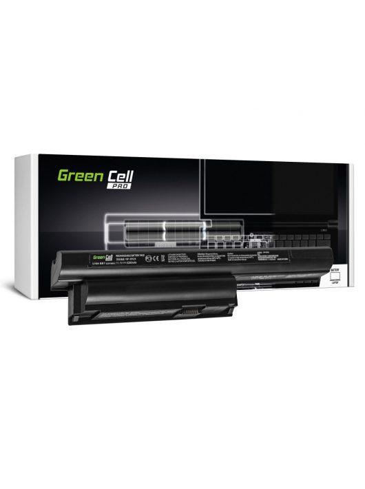 Green Cell Pro Laptop akkumulátor / akku Sony Vaio PCG-71811M PCG-71911M SVE15
