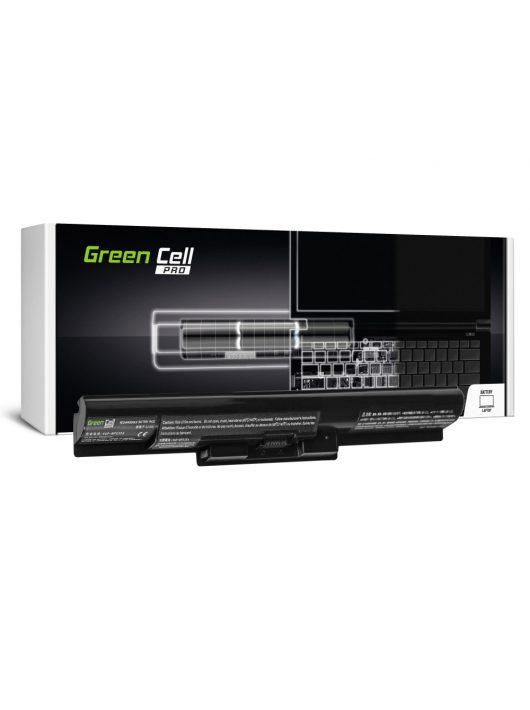 Pro Laptop akkumulátor / akku Sony Vaio SVF14 SVF15 Fit 14E Fit 15E