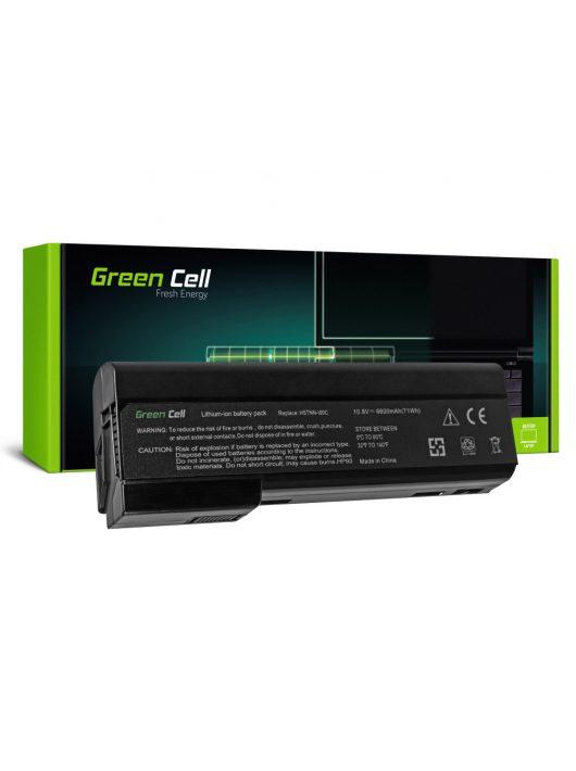 Bővített Green Cell Laptop akkumulátor / akku HP EliteBook 8460p 8560p ProBook 6460b 6560b 6570b