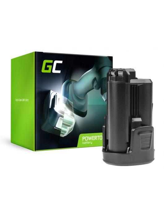Green Cell Kéziszerszám akkumulátor / akku Bosch PMF PSM PSR 108 LI-2 10.8V 1.5Ah