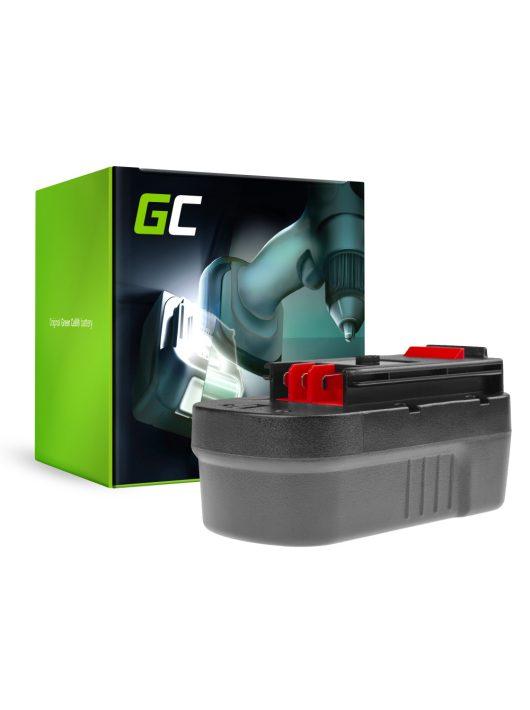 Kéziszerszám akkumulátor / akku Black&Decker A18 A1718 HPB18 18V 3Ah PT85