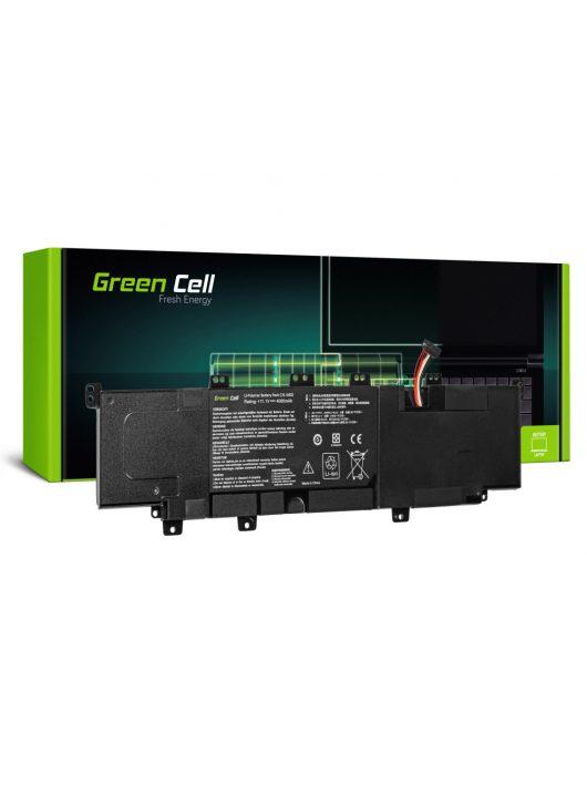 Laptop akkumulátor / akku Asus VivoBook S300 S300C S300CA S400 S400C S400CA X402 X402C AS87