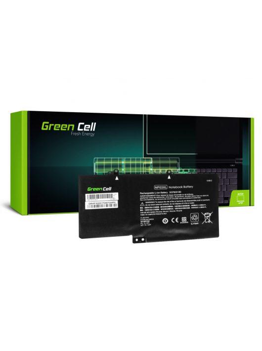 Green Cell Laptop akkumulátor / akku HP Envy x360 15-U Pavilion x360 13-A 13-B