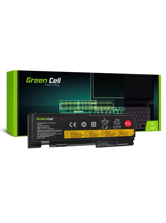 Green Cell Laptop akkumulátor / akku Lenovo ThinkPad T430s T430si