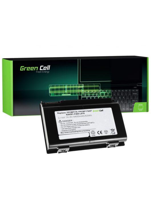 Laptop akkumulátor / akku Fujitsu LifeBook E8410 E8420 E780 N7010 AH550 NH570