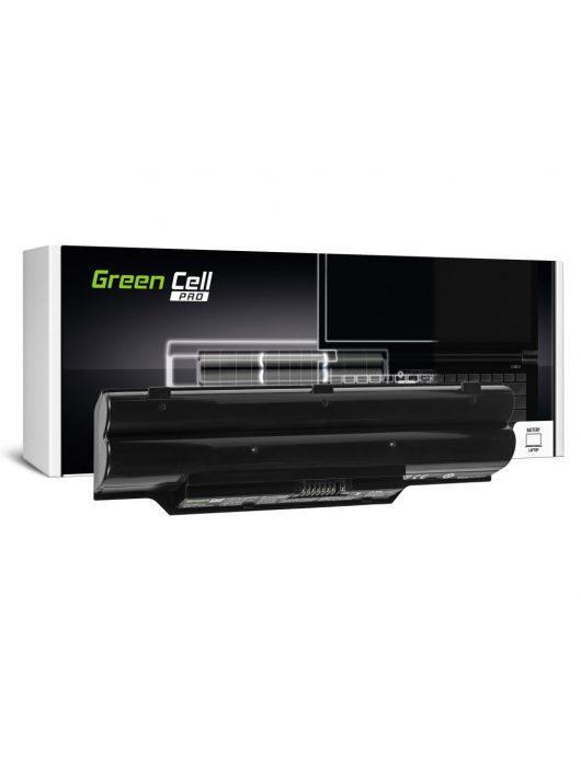 Green Cell Pro Laptop akkumulátor / akku Fujitsu LifeBook A530 A531 AH530 AH531