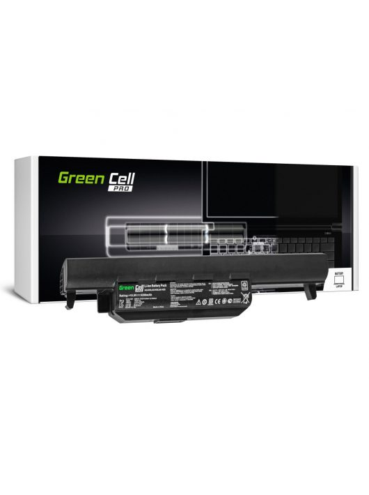 Pro Laptop akkumulátor / akku Asus K55 K55V R400 R500 R700 F55 F75 X55