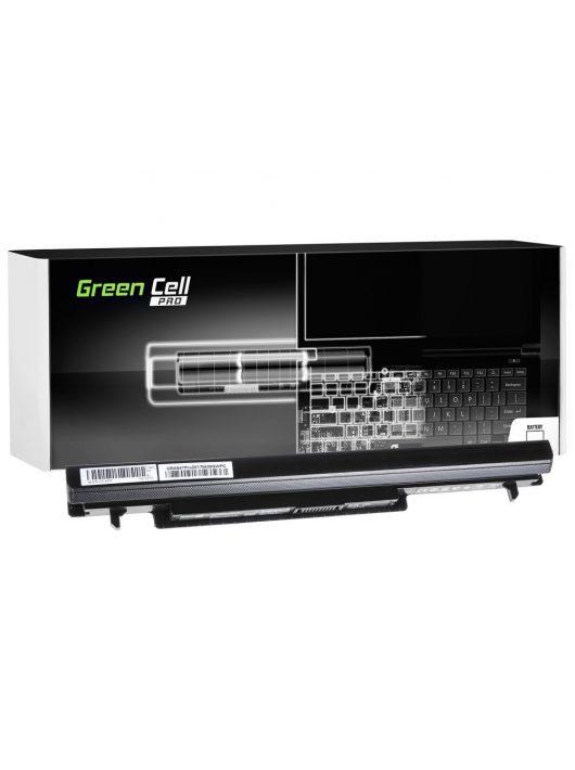 Green Cell Pro Laptop akkumulátor / akku Asus K56 K56C K56CA K56CB K56CM S56 S56C