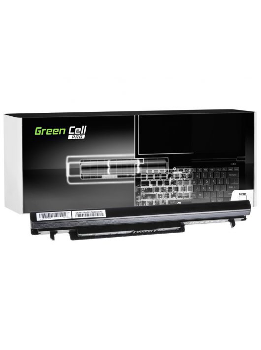 Pro Laptop akkumulátor / akku Asus K56 K56C K56CA K56CB K56CM S56 S56C AS47PRO