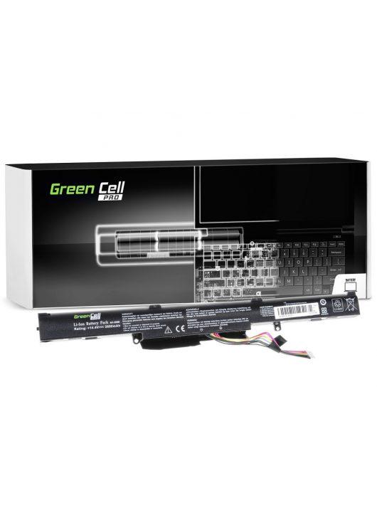 Green Cell Pro Laptop akkumulátor / akku Asus F550D R510D R510DP X550D X550DP