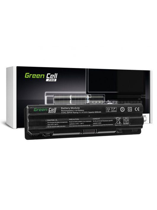 Pro Laptop akkumulátor / akku Dell XPS 15 L501x L502x 17 L701x L702x