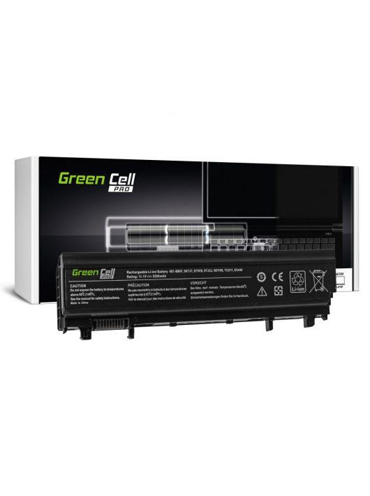 Pro Laptop akkumulátor / akku 3K7J7 VV0NF N5YH9 Dell Latitude E5440 E5540 5200mAh DE80PRO