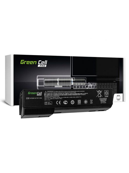 Green Cell Pro Laptop akkumulátor / akku HP EliteBook 8460p 8460w 8470p 8560p 8570p ProBook 6460b 6560b 6570b