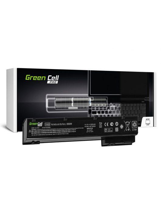 Green Cell Pro Laptop akkumulátor / akku HP EliteBook 8560w 8570w 8760w 8770w