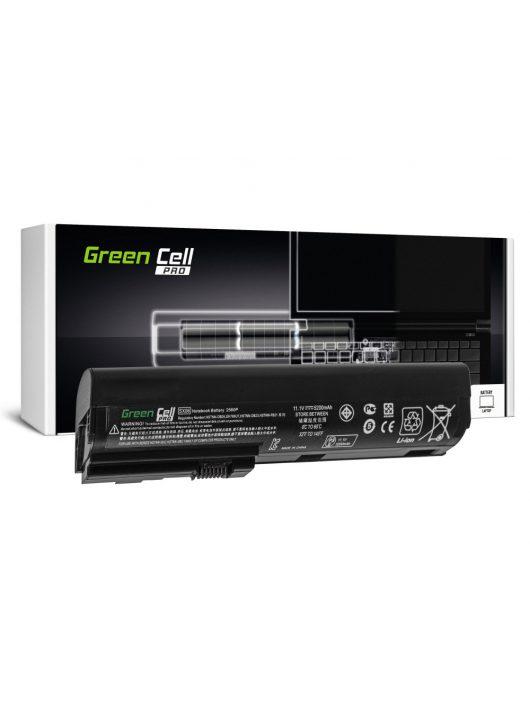 Green Cell Pro Laptop akkumulátor / akku HP EliteBook 2560p 2570p