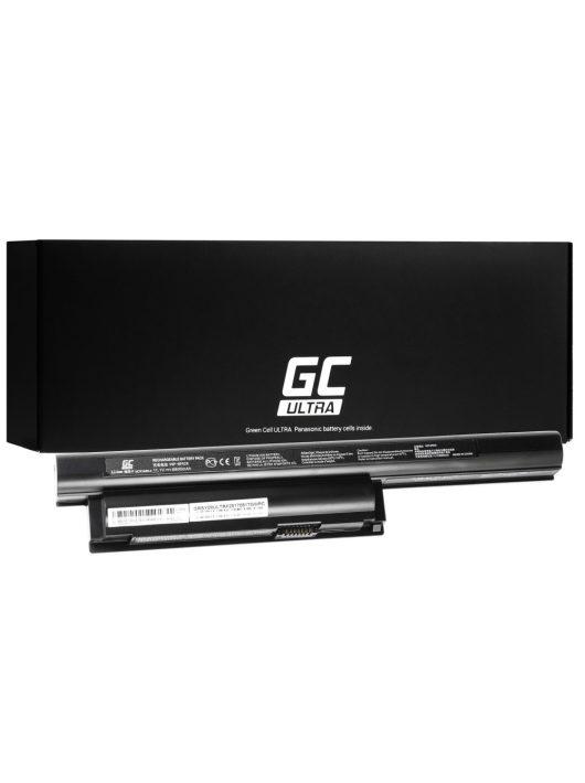 Green Cell Ultra Laptop akkumulátor / akku Sony Vaio PCG-71811M PCG-71911M PCG-91211M SVE15