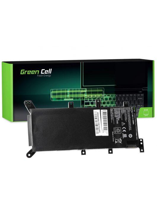 Green Cell Laptop akkumulátor / akku Asus A555 A555L F555 F555L F555LD K555 K555L K555LD R556 R556L R556LD R556LJ X555 X555L