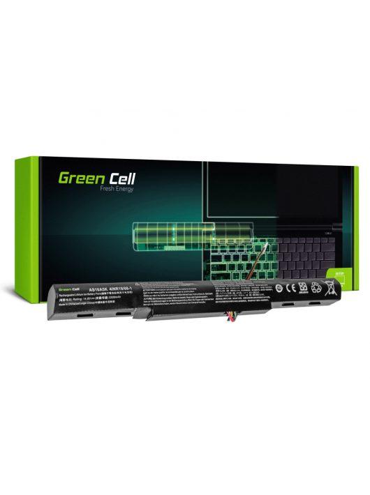Green Cell Laptop akkumulátor / akku Acer Aspire E 15  E15 E5-575 E5-575G E 17 E17 E5-774 E5-774G