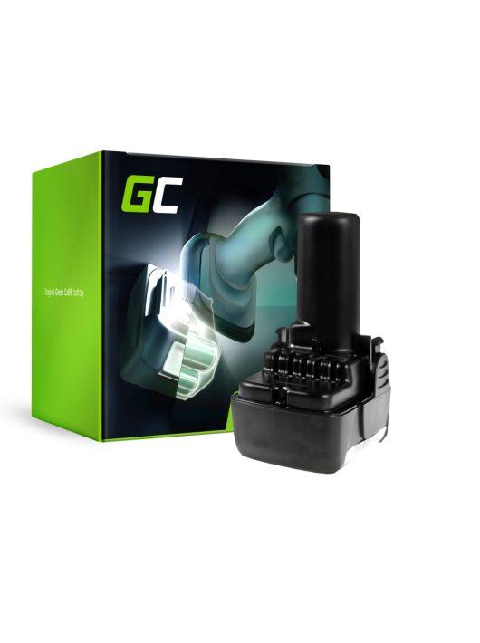 Kéziszerszám akkumulátor / akku Hitachi CJ10DL BCL1015 10.8V 2Ah