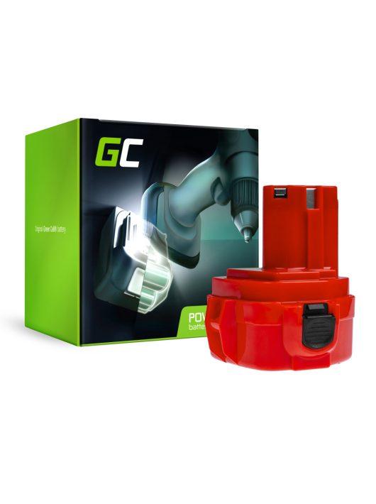 Green Cell Kéziszerszám akkumulátor / akku Makita 1050D 4191D 6271D 6835D 8413D