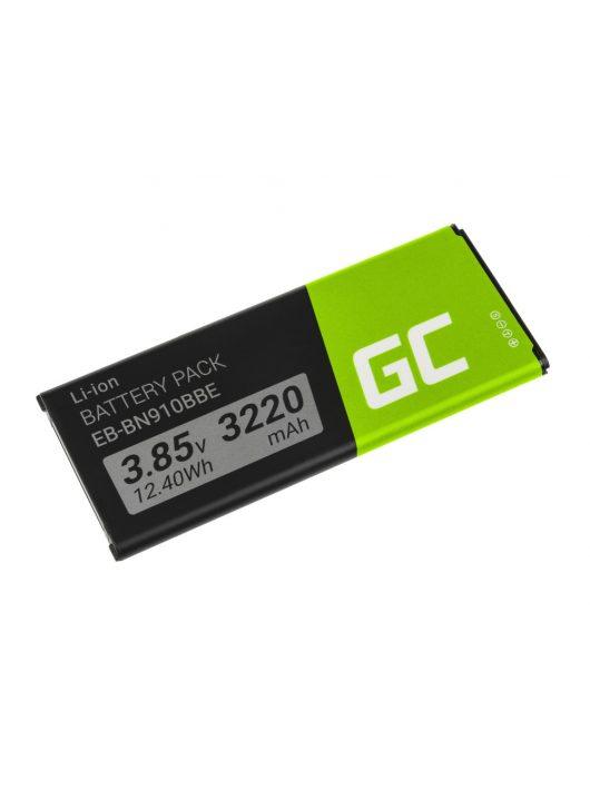 Green Cell Smartphone akkumulátor / akku Samsung Galaxy Nemte 4