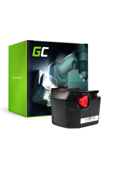 Green Cell Kéziszerszám akkumulátor / akku AEG B1214G B1215R B1220R 12V 2Ah