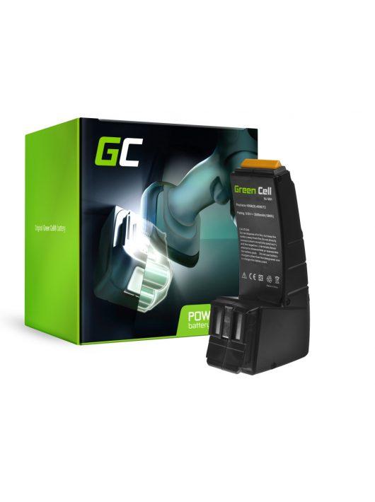 Green Cell Kéziszerszám akkumulátor / akku FESTOOL BPH9 6C 96ES 9.6V 2Ah